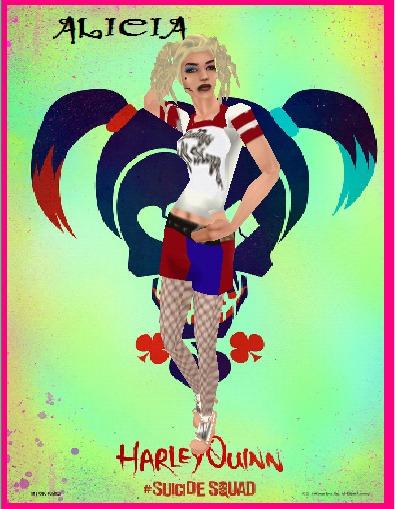 Harley Quinn TS1 Skin