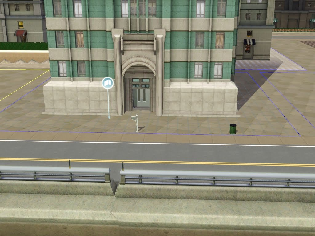 Even Though This Door Isn T The One That Belongs To Apartment Building Shell It Ll Act Just Like Front Sims