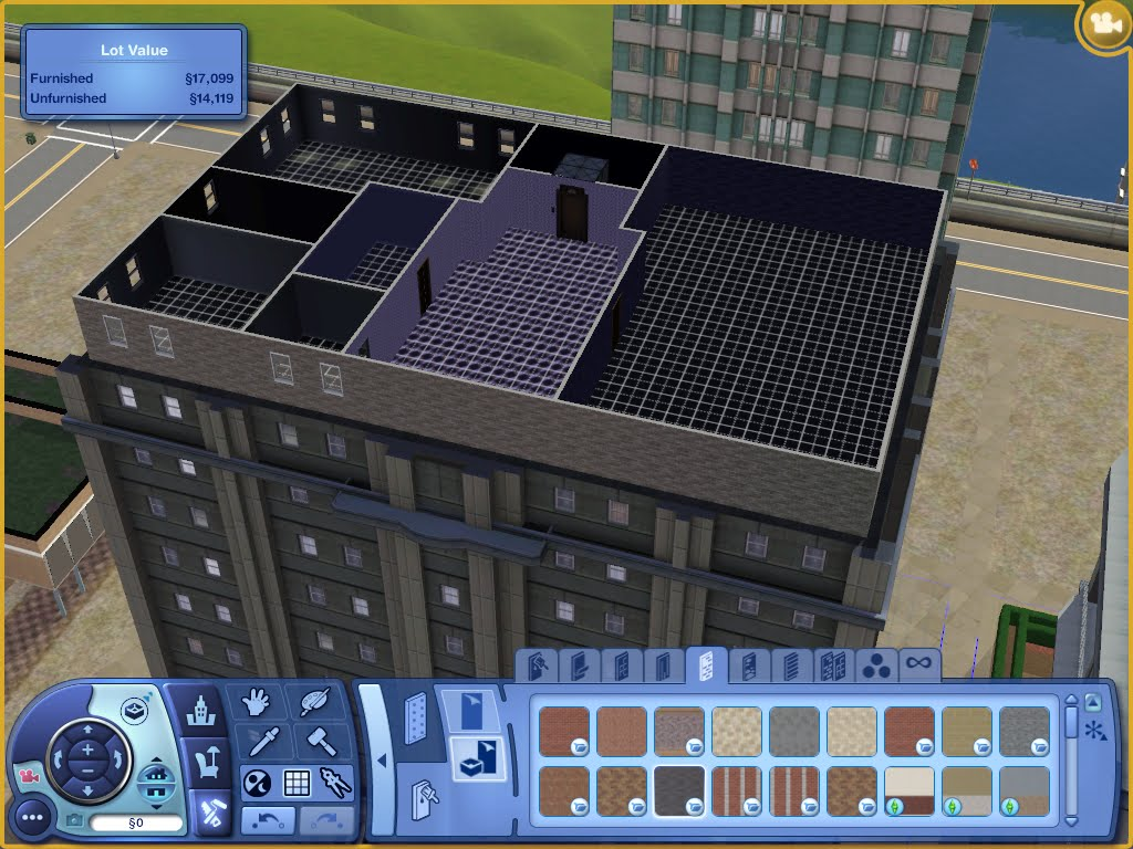 How to Build Apartments in CAW Using Late Night Shells – The