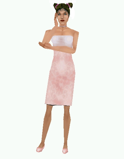 The Sims 1 - Single Female Sim