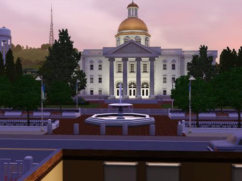 Oceanview City Hall