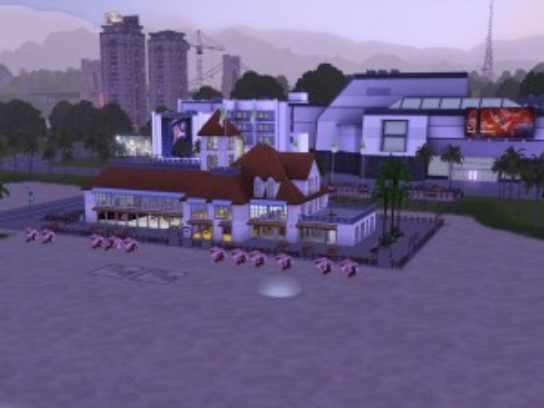 Riverside Beach