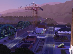 Riverside, Industrial/Low Income district
