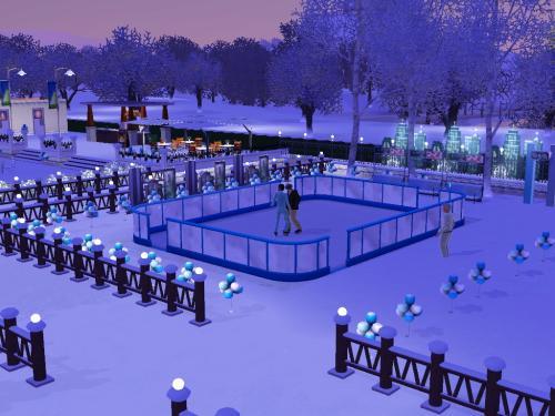 Sim Acres Winter festival