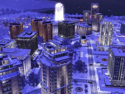 Sim Acres-Downtown