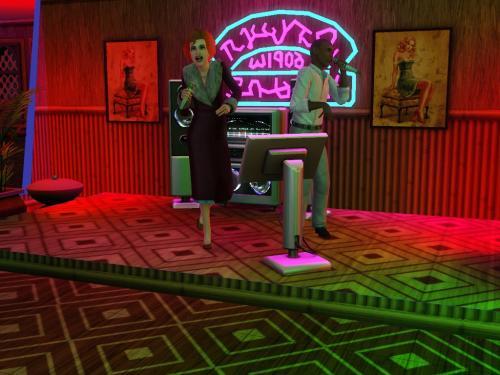 Sim AcresRiki's-Tiki Tavern